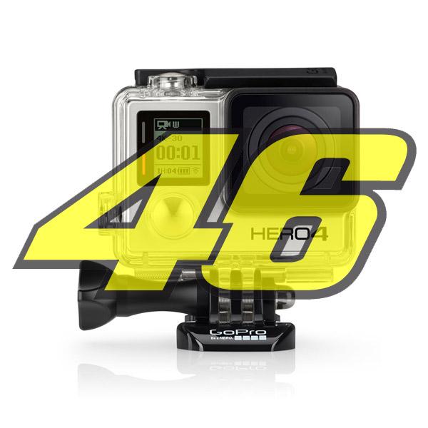Valentino Rossi e GoPro